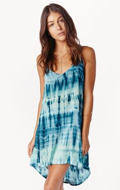 exile dress by Blue Life | PLANET BLUE