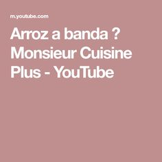 Arroz a banda 🦐 Monsieur Cuisine Plus Youtube, Food, Sweets, Recipes, Sash, Kitchens, Thermomix, Eten, Meals