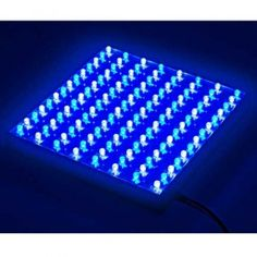 Buy Reef Aquarium LED Light For Reef Tank Lighting, LEDs emit more light per watt than incandescent light bulbs, unlike fluorescent light bulbs or tubes.