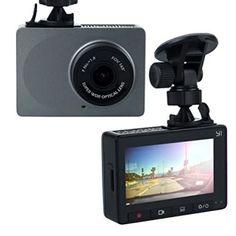 รีบเป็นเจ้าของ  กล้องติดรถยนต์ Xiaomi YI Car DVR Dash Camera WiFi 1080P 2.7 Inch -สีเทา  ราคาเพียง  2,190 บาท  เท่านั้น คุณสมบัติ มีดังนี้ มุมกว้าง: 165 องศาเลนส์มุมกว้าง เซ็นเซอร์รับภาพ 1 / 2.7 นิ้ว 3.0unit พิกเซล 4000 mV / Lux s- รูรับแสงช่วง: F / 1.8 ฟังก์ชั่นพิเศษ: G-sensor, ไมโครโฟน, เวลาและแสดงวันที่, WDR ความละเอียดวิดีโอ: 1080P (1920 x 1080) วิดีโออัตราเฟรม:60fps ความละเอียดของภาพ: 3M (2048 x 1536)