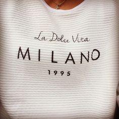 La dolce vita #sweater