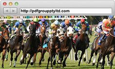 PDF GROUP PTY LTD Australia's Premier Horse Racing Authority And Membership Company. With Australian Memberships Dominating The Australian Markets, Call Us