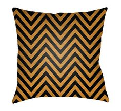 Plato Chevron Throw Pillow