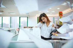 Activo y Positivo al 100 %: Ocupado Versus Productivo