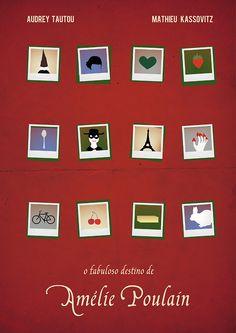 O Fabulo Destino de Amelie Poulain