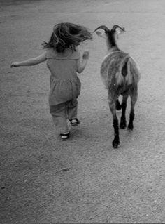 Must love goats.