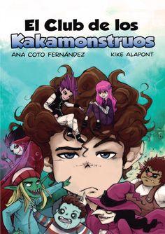 El club de los kakamonstruos  #bulling #literaturainfantil
