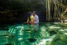 Nisha & Leon's destination wedding in Cancun, Mexico - Mexico destination wedding, South Asian destination wedding @destweds