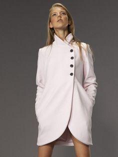 Fashionably Vegan, Petal Vautecouture, Vegan Style, Petal Coat, Jackets Coats, Beautiful Coats