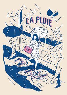 """TILA MARCH """"LA PLUIE"""" RAIN COLLECTION ティラ マーチから日本限定の新作バッグコレクションが登場"""