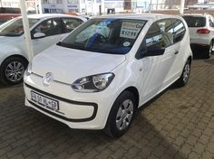 """FOR SALE 2016 VW TAKE UP! – FH09HL Extras Incl: Comfort package (Front electric windows & height adjustable drivers seat),  Radio/CD/MP3. Stylish Black dash & centre console. Type: 3 Dr Petrol H/B. Colour: White. Mileage: 4 500km 55kW, 5 sp manual, 4.6ℓ/100km*, ABS, Power-steering, Electronic immobiliser, Central locking system with radio remote control, Front, side and curtain airbags (front), 14"""" Steel wheels.  3 Yr/120 000km Factory Warranty and VW Assist Roadside assistance. Price:O"""