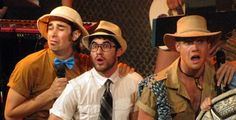 StarKid joined by Darren Criss for final Los Angeles Apocalyptour show