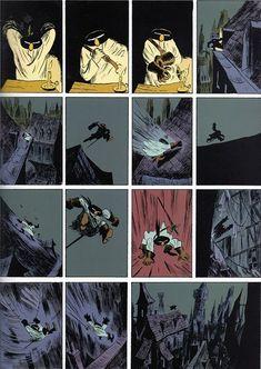 Dungeon by Lewis Trondheim, Joann Sfar and Christophe Blain