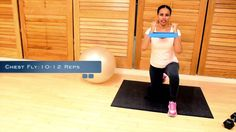 Flexise Fitness Resistance Loop Bands - Upper Body Workout - YouTube