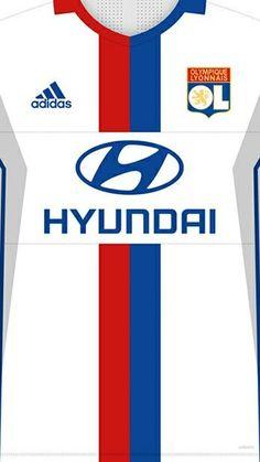 Olympique Lyon 16-17 kit away #soccertips