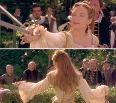 Dangerous Beauty (1998) Starring: Catherine McCormack as Veronica Franco.