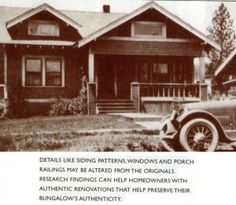 Researching The History Of Your Home - American Bungalow Magazine (and website)