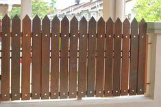 70 Model Pagar Rumah Minimalis (Kayu dan Besi) - Dalam membangun sebuah rumah, pagar merupakan satu komponen yang cukup penting. Meski pun ...