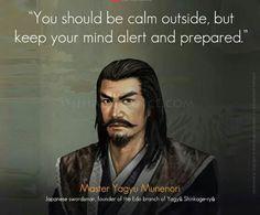 Wisdom Of A Warrior.