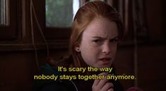 Aint that the truth? The Parent Trap Series Quotes, Tv Show Quotes, Film Quotes, Tv Series, Owsla Wallpaper, Trapped Quotes, Citations Film, Parent Trap, Movie Lines