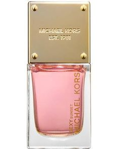 Valentine's Day Perfumes - Best Perfumes for Women - In the midst of winter, this sun-kissed scent will transport you to where you want to be: somewhere warm and romantic. Laced with traces of blackcurrant, peony, and vanilla, it's, well, sexy. Michael Kors Sexy Sunset, $58, sephora.com. Discover more perfumes for Valentine's Day at redbookmag.com.