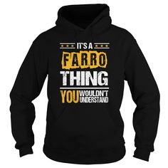 [Popular Tshirt name creator] FARRO-the-awesome Shirts Today Hoodies, Funny Tee Shirts