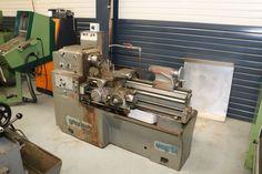 GRAZIANO SAG 12 x 750 Leit- und Zugspindeldrehmaschine gebraucht