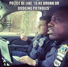 Cops in New England...its a valid question...