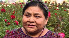 Rigoberta Menchú en la ONU