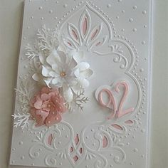 On The Soft Side. love this card and the simplicity.