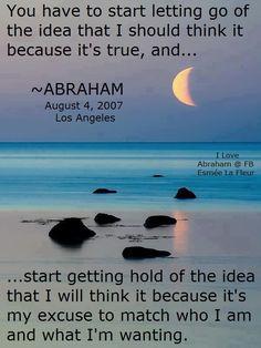 Abraham-Hicks Quote                                                                                                                                                                                 Más