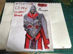 Assassins creed brotherhood                      This is my Darwing a assassins creed