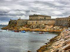 Castillo de San Antón. A Coruña