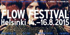 Ensimmäiset artistit kiinnitetty Flow Festivalin ohjelmistoon - Uutiset - Tiketti