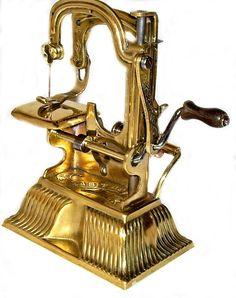 THE TABITHA SEWING MACHINE 1886-1890