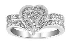 Platinaire Diamond Bridal Set