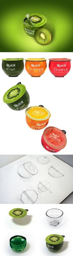Verpackung • Quick Fruit