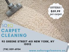 If you are looking carpet cleaning services in NYC? SoHo Rug Cleaning is the right spot for your decor carpet, carpet cleaning in New York area.