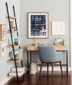 natural light workspace home office details ideas for