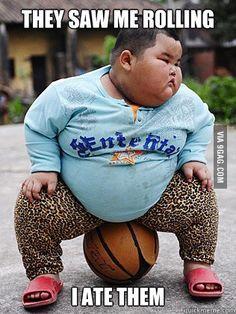 Just fat boy