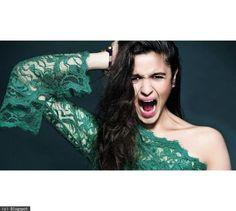 When Alia Bhatt, Sonam Kapoor, Ranveer Singh posed for the most bizarre photoshoots - daily.bhaskar.com