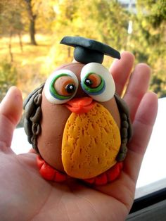 owl.marzipan,topper possible final project for food as art