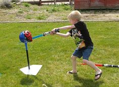 Simple party games with a Star Wars twist. I love the idea of setting up an obstacle course for the kids to receive their Jedi robes.