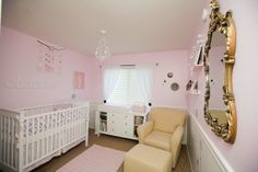 Charlottes Pink Eclectic and Sweet Nursery, Since the moment we found out we were expecting my brain went to work on the nursery! When we fo...