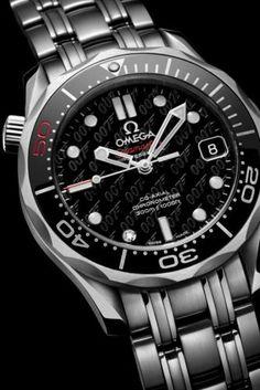 50th Omega Seamaster : James Bond