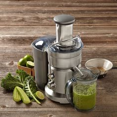 There are many different juicers on the market so it can be a challenge to know what the best juicer to buy is.  Look here. http://bestjuicertobuyguide.com/
