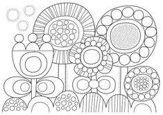 Pikku Kakkosen kesän värityskuvat | Pikku Kakkonen | Lapset | yle.fi School Coloring Pages, Colouring Pages, Free Printable Coloring Pages, Free Printables, Diy And Crafts, Crafts For Kids, May Flowers, How To Draw Hands, Doodles