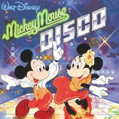 mickey mouse disco #music album