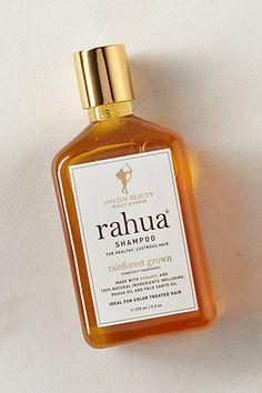 Rahua Shampoo #anthropologie