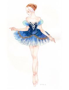 Discover recipes, home ideas, style inspiration and other ideas to try. Ballerina Kunst, Ballerina Drawing, Ballet Drawings, Dancing Drawings, Art Drawings Sketches, Cute Drawings, Blonde Anime Girl, Cool Anime Girl, Anime Art Girl
